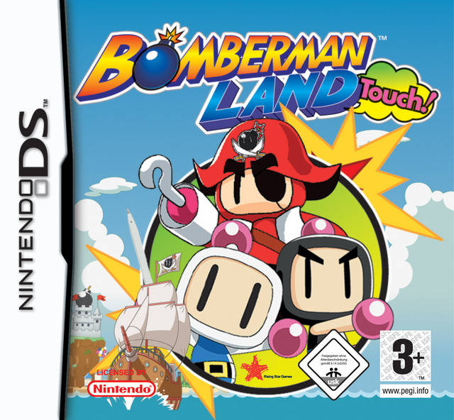 ROMs - Bomberman Land Touch!  - NDS Download