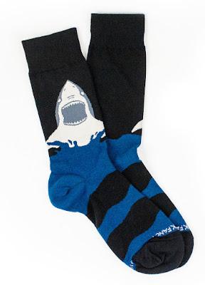 Shark Week 2018 Sock Fancy Socks 01