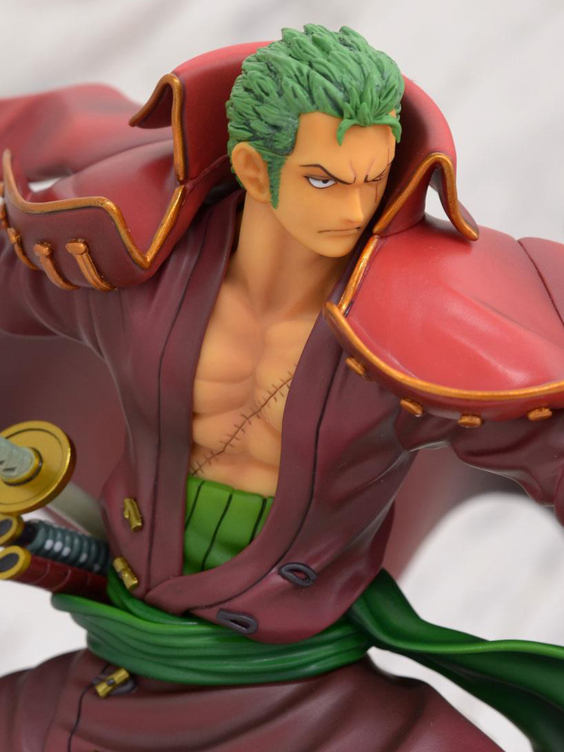 Portrait Of Pirates: The Collection: New Shots of Roronoa Zoro Edition-Z!