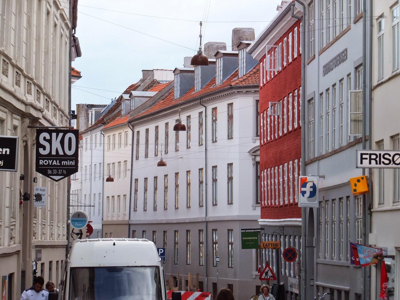 copenhagen-road コペンハーゲンの街中3