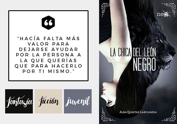 Reseña, Libros, Neo Plataforma, Alba Quintas Garciandia, La chica del león negro