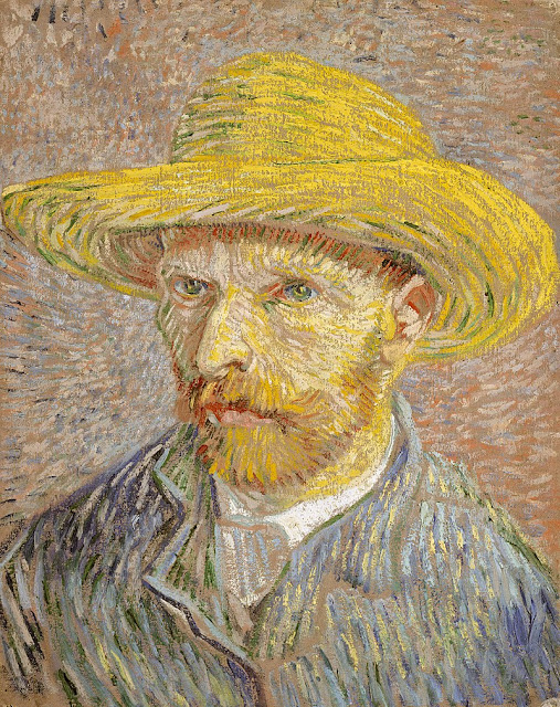 Ten most Famous Landscape Artists in The History of Art/Vincent van Gogh, (1853 –1890), Dutch