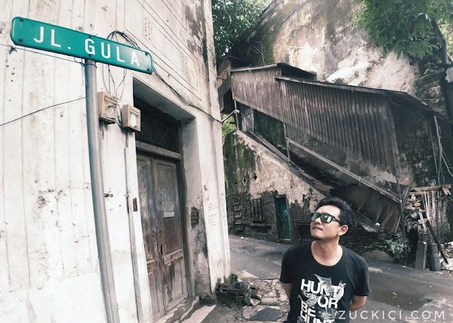Jalan Gula Surabaya
