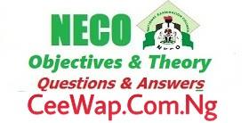 NECO GCE Mathematics  2017/2018 Answers | Questions Expo Runz