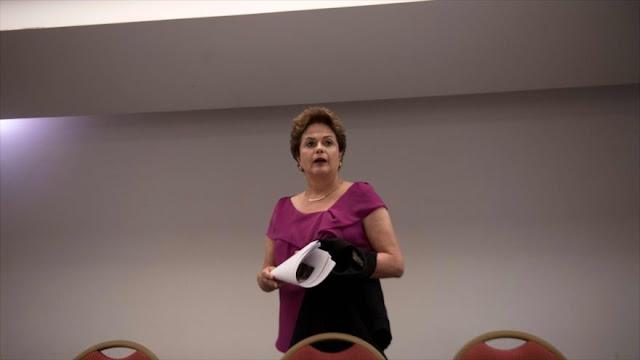 Rousseff acusa a Netflix de injerir en elecciones de Brasil