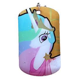 My Little Pony Princess Celestia Series 2 Dog Tag