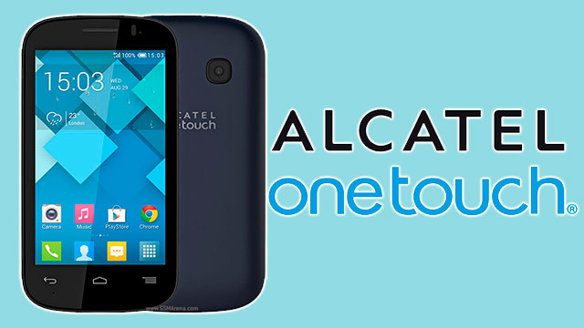 rom stock Alcatel OT 4036D