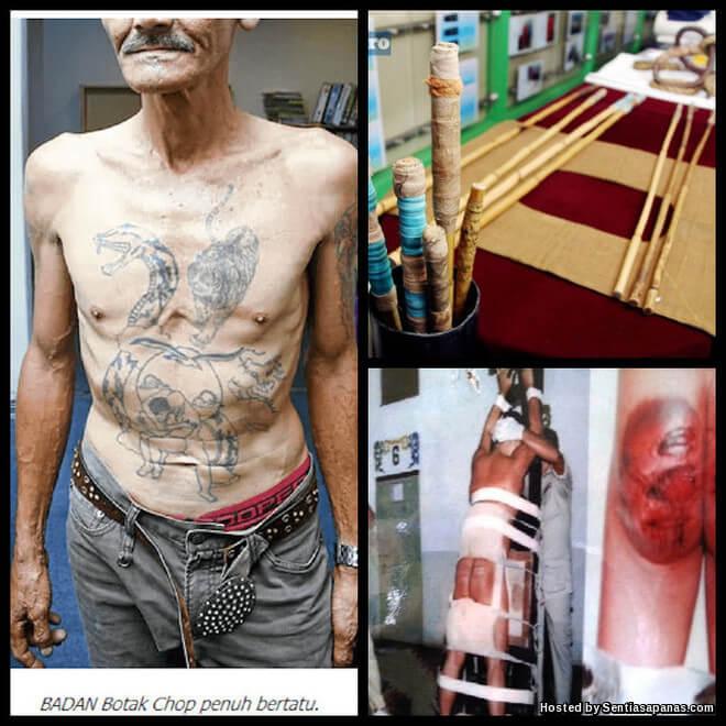 Pengalaman Banduan Botak Chop Penerima 104 SebatanTerbanyak Di Malaysia!