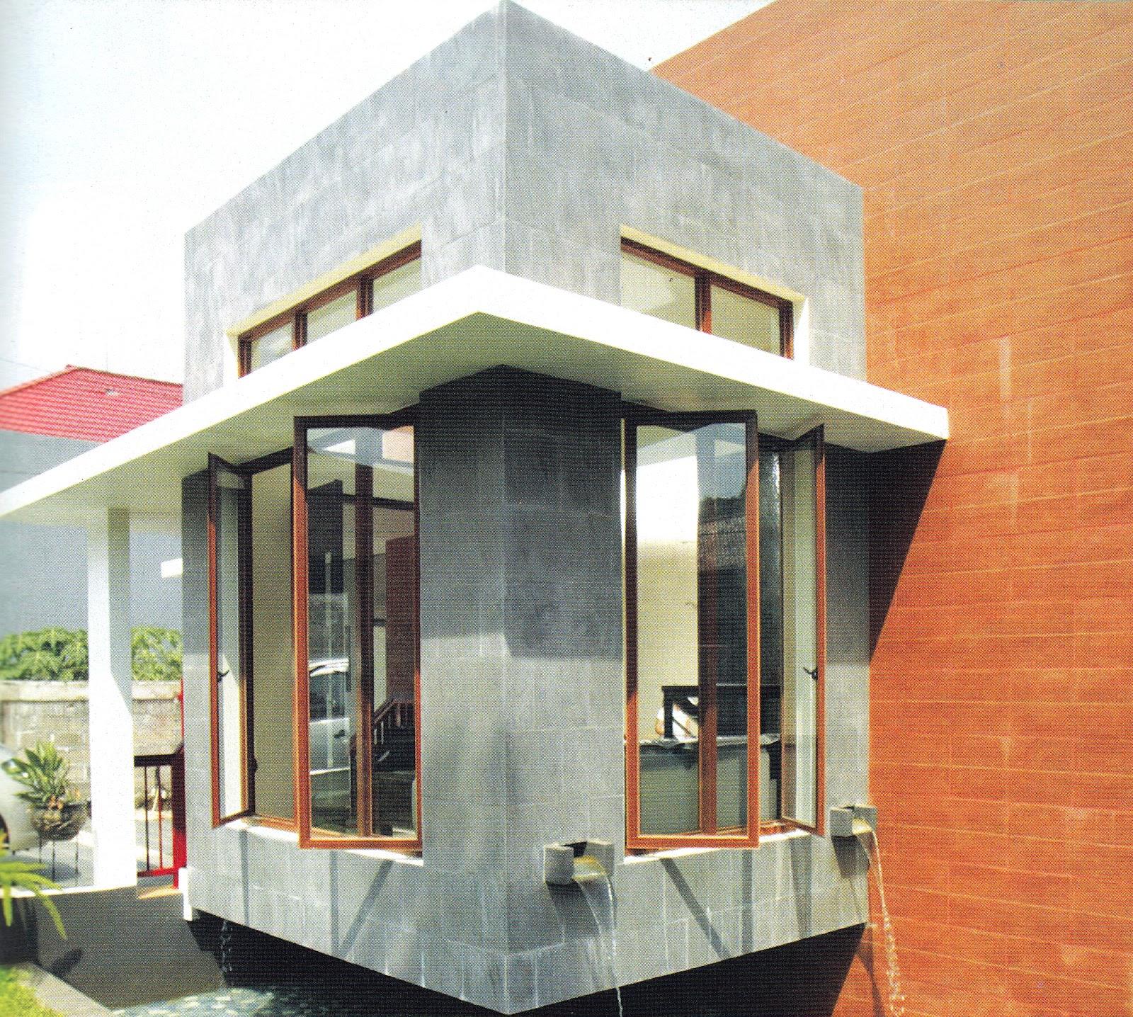 Dinding Penuh Jendela Ciptakan Kesejukan | Rumah Idaman Kita