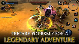 Free Download Arcane Quest Legends Mod Apk Unlimited Money for Android