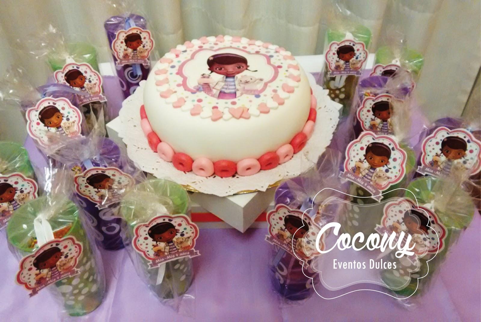 Cocony eventos dulces party box doctora juguetes para mia for Juguetes de jardin