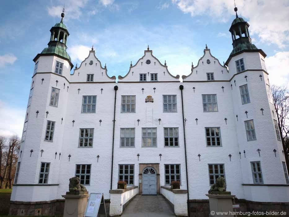 Ausflugsziel Umgebung Hamburg, Schloss Ahrensburg