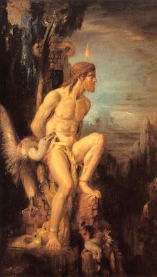Gustave Moreau: Prometheus