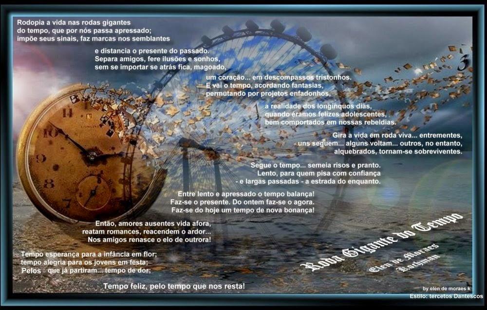 Roda gigante do tempo