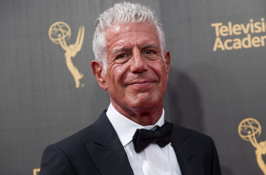 Anthony Bourdain was 'exhausted' in his final months