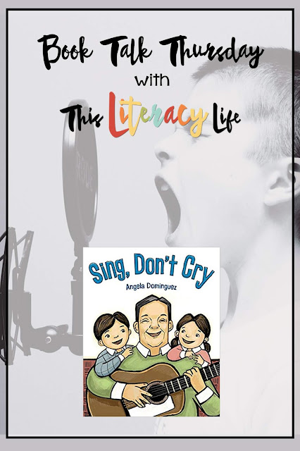 When life seems tough, we have to find a way to make it better. Sing, Don't Cry, a Virginia Readers' Choice book, reminds us of just that.
