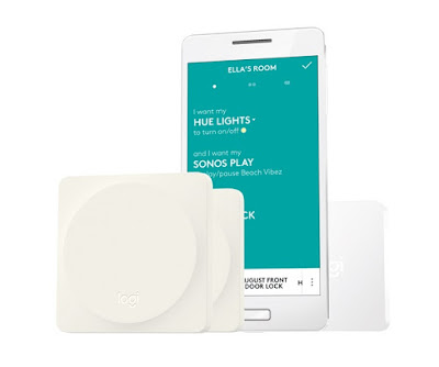 Logitech debuts Pop Home Switch, a smart button to control your home