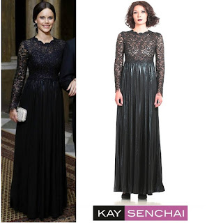 KAY SENCHAI Mystique Dress