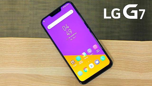 Spesifikasi Lengkap dan Harga Terbaru LG G7