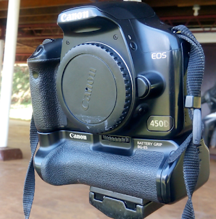 Tutup Body Kamera Dilubangi Menjadi Sebuah Lensa