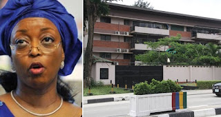 56 Houses Linked To Diezani Alison-Madueke Temporarily Seized (Photos)