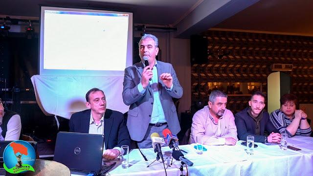 Ορεστιάδα: Παρουσιάστηκε το πρόγραμμα του συνδυασμού «Δημοτική Επαναφορά» του Χρήστου Καζαλτζή