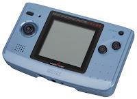 Imagen de la videoconsola portátil de SNK, Neo Geo Pocket Color