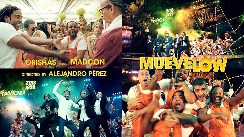 Orishas y Madcon - ¨Muévelow¨ - Videoclip - Dirección: Alejandro Pérez. Portal Del Vídeo Clip Cubano