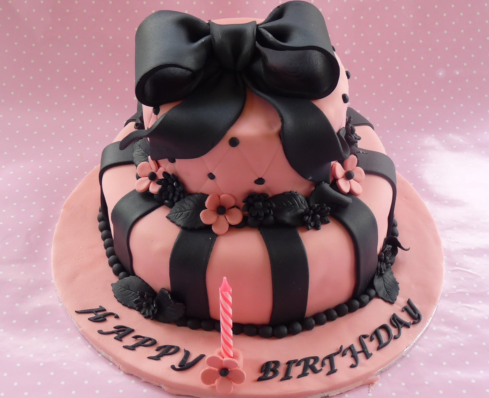 Heavenly Cake Creations Sweet Bow For Somebody Sweet