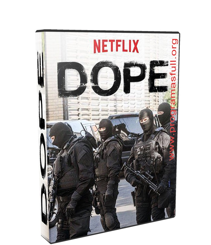 Dope poster box cover