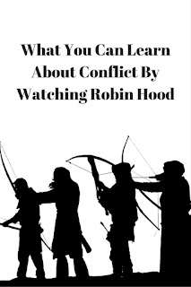 how to, writing, romance novel,Robin Hood, conflict