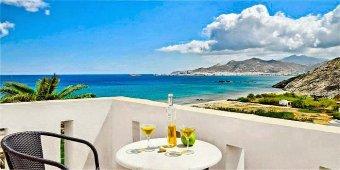 In quale zona di Naxos è meglio soggiornare