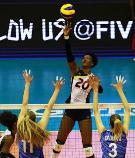 Las Reinas del Caribe están invictas en la Liga de Naciones; vencen a Brasil 3 sets por 1