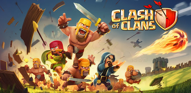 Clash-of-Clans-android-hack