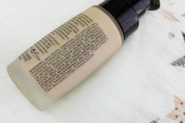 Catrice Nude Illusion Foundation 015 Nude Vanilla