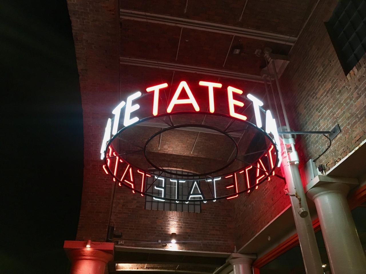 Tate Gallery - Liverpool city break