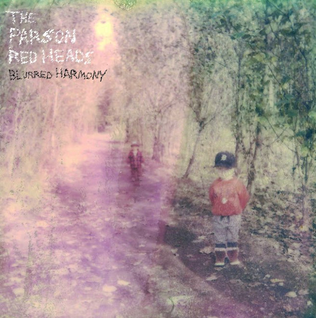 THE PARSON RED HEADS - Blurred harmony 1