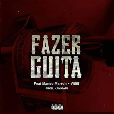 Pitcher Crake Feat Manso Marron & Wilili Babacita - Fazer Guita (Rap)