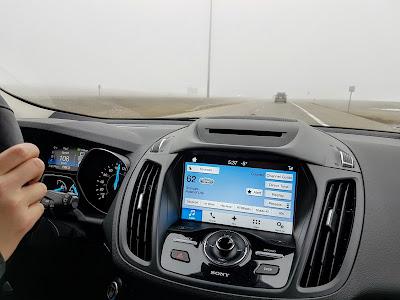 2018 Ford Escape adaptive cruise control