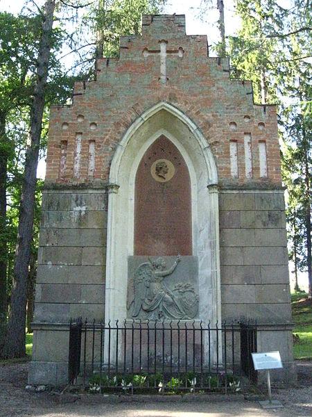 Monument to Axel von Fersen
