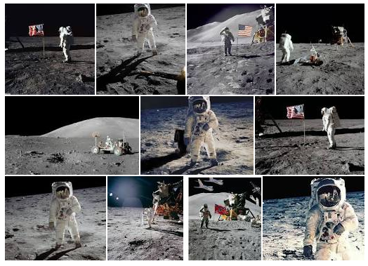 Former NASA Astronaut Punched A Conspiracy Theorist For Doubting Moon Landings