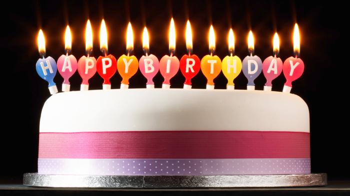 Ucapan Selamat Ulang Tahun Bahasa Inggris Untuk Ldr - Ucapan ...