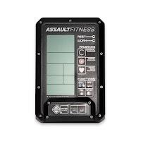 Assault AirBike Elite monitor, image
