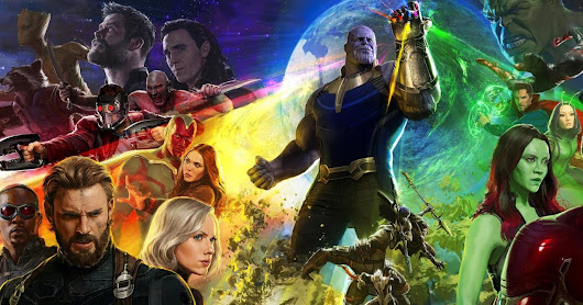 Avengers: Infinity War (2018) - Full Cast And Review