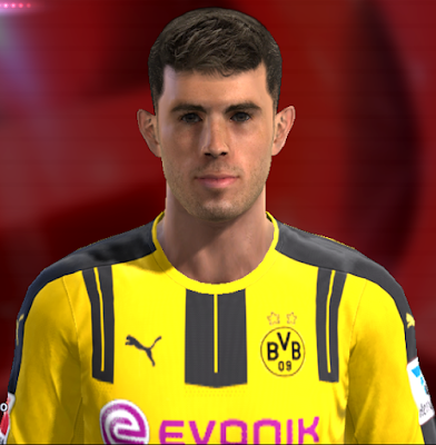 PES 2013 Christian Pulisic New Face