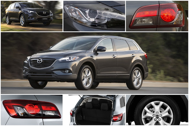 mazda cx 9 2016 - Giá xe Mazda - Muaxegiatot.vn