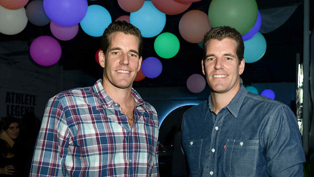 by moris beracha twins cameron and tyler winklevoss became known in 2008 when they were in dispute with mark zuckerberg for the original idea of facebook