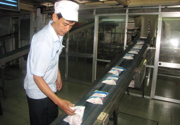 Công ty cổ phần đường Biên Hòa trong KCN Biên Hòa 1 là một trong những doanh nghiệp sẽ phải di dời.