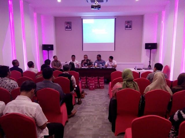 Rapat Koordinasi Pendistribusian LPG 3 Kg Kabupaten Subang