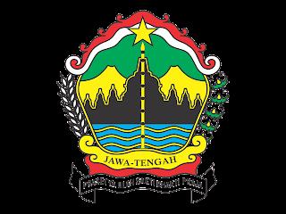 PROVINSI JAWA TENGAH Free Vector Logo CDR, Ai, EPS, PNG